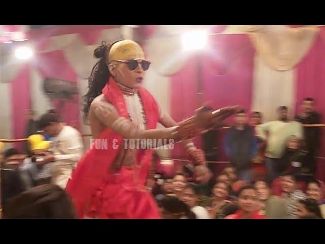 Very Funny Sudama Jhanki Dance   Sudama Comedy 2018 HD 1080p