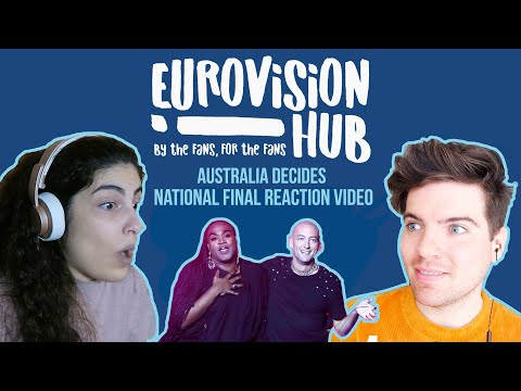 Australia | Australia Decides: Eurovision 2019 Reaction Video | Electric Fields - 2000 And Whatever