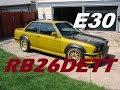 BMW E30 325is RB26DETT Swap Project