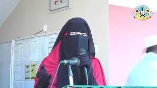 vuclip Arabic Speech || Student of Jamiatul Muflihaat || Saba bin Nasar bint Aamir bin Nasar