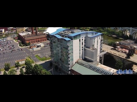 Drone Video Tour of Stonebridge Plaza Condos in Cleveland, OH