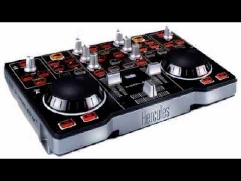 mix table hercules dj youtube. Black Bedroom Furniture Sets. Home Design Ideas