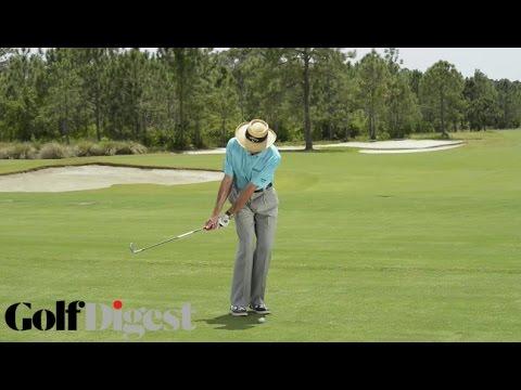 David Leadbetter: Wristless Chips | Golf Digest