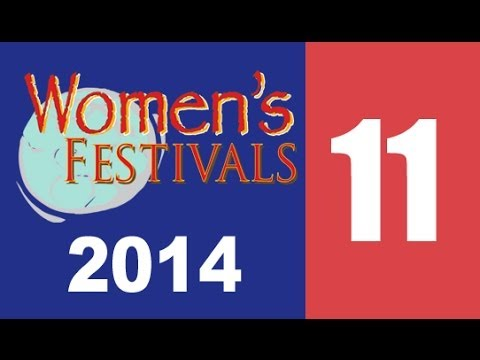 Women's Festival Santa Barbara 2014 - Gutsy Gals Inspire Me (panel)