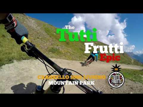 TuttiFrutti Epic Mtb Trailer - Hans Rey & Brian Lopes at Carosello 3000 Livigno