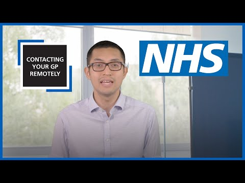 How people accessed their GP during COVID-19