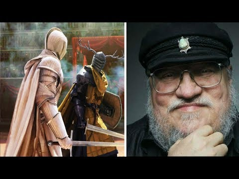 George RR Martin on the Famous Battle in...