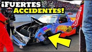 MI PRIMERA VEZ EN NASCAR Y PASO ESTO.. │ManuelRivera11