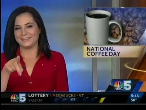 National Coffee Day 9-29-16 WPTZ VT