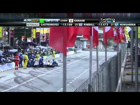 IndyCar 2013: Round 4 Sao Paulo [Full Race]