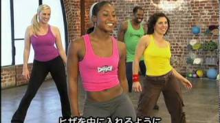 DVD「ジェニファー・ガラーディのラテンダンス・ダイエット」予告編