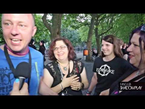 """Fan-Interviews """"Under the Flags of Solar Fake"""" (10.09.2016)"""