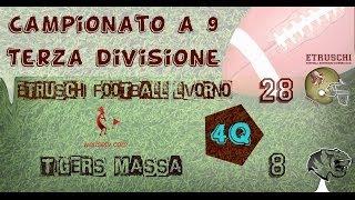 Etruschi Livorno Vs White Tigers Massa - 4Q (28-8) - 16/03/04
