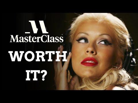 Christina Aguilera Masterclass - Review - Is It Worth It?