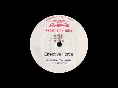 Effective Force - Two Three Five [1993]