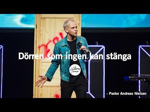 Dörren som ingen kan stänga - Ps Andreas Nielsen