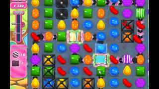 Candy Crush Saga - level 911 (No boosters)