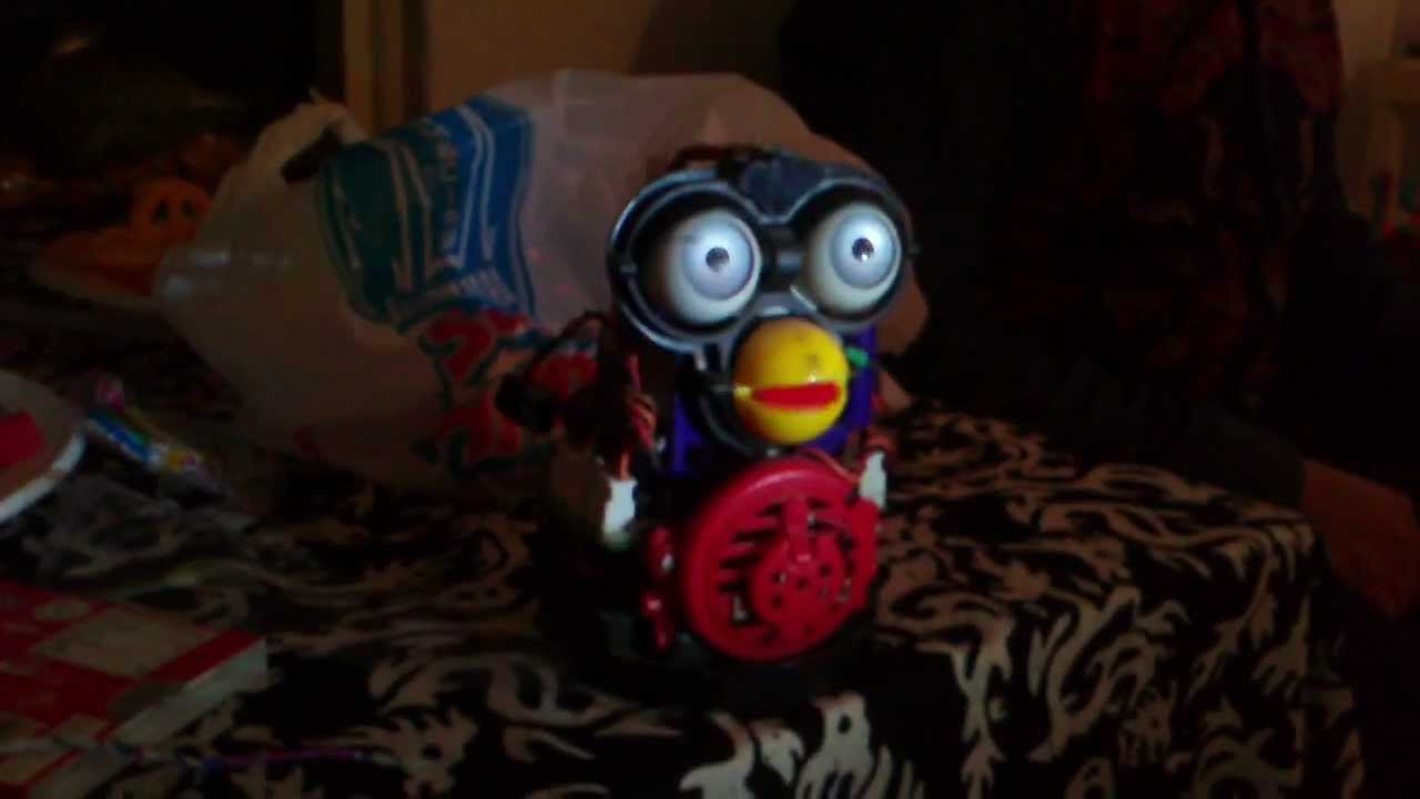Furby Skeleton Youtube
