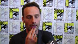 Interview: Andrew Lincoln Star of 'The Walking Dead' on AMC