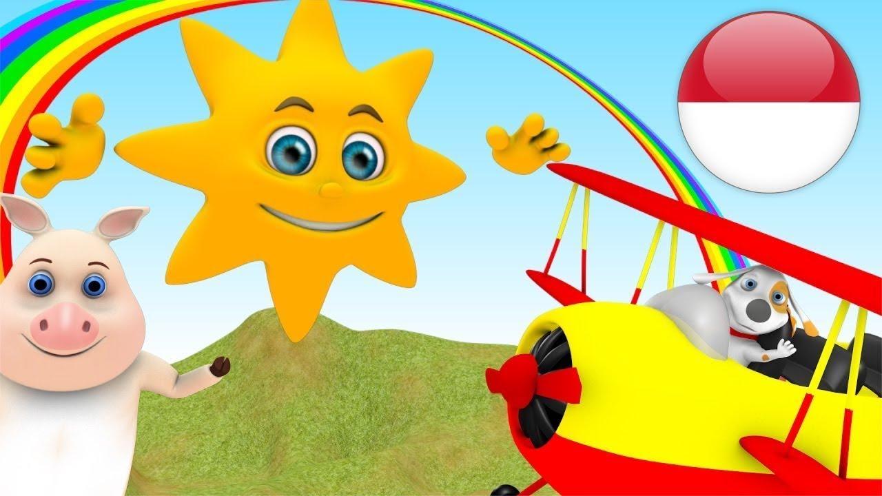 Oh Matahari Lagu Anak Kartun Anak Lagu Anak Terpopuler Oh