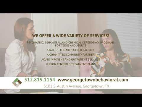 Georgetown Behavioral Health Institute Commercial