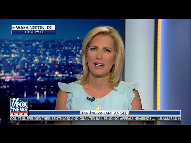 Secretary of State Pompeo Responds to State Department Deep State Video on Laura Ingraham's Show