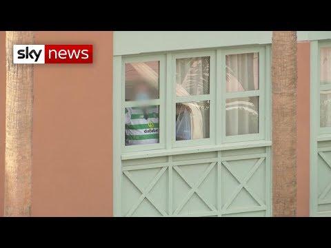 Coronavirus: Some Britons Allowed To Leave Tenerife Hotel