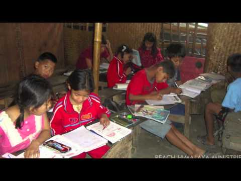 Reach Himalaya Ministries - Education
