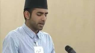 Beautiful Ahmadiyya Nazm Poem, Hazrat Nawab Mubarika Begum Sahiba, Dunia Mai Hakimo Ko.
