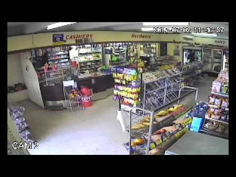 south Africa shop Robbery part1