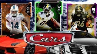DRAFTING THE PLAYER WITH THE MOST EXPENSIVE CAR! Madden 18 Draft