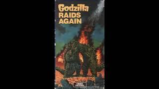 Godzilla Raids Again OST