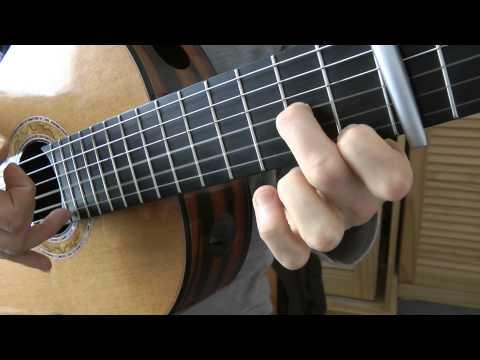 Cours de guitare - Chan Chan