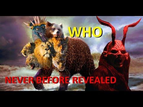 IDENTITY of the BEAST of REVELATION -  Never before REVEALED