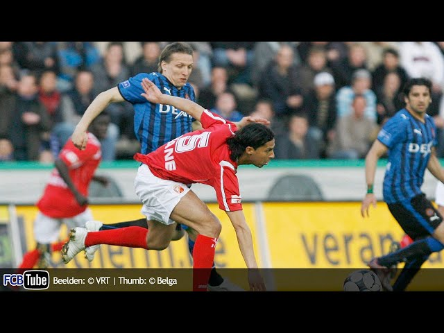 2008-2009 - Jupiler Pro League - 30. Club Brugge - RAEC Bergen 3-2