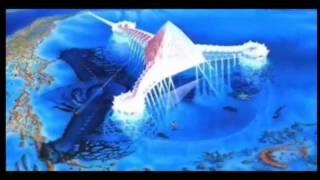 Pyramide aus Glas im Bermuda-Dreieck entdeckt...