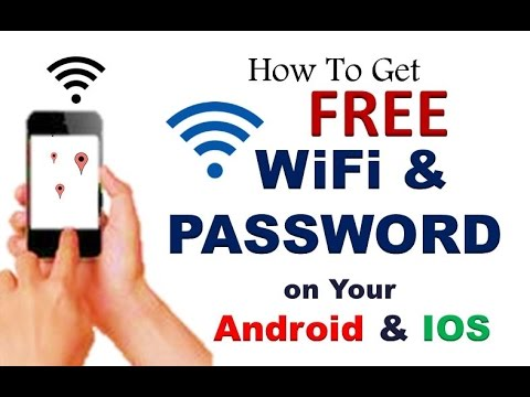 How To Check Open Wifi on | Android | iOS Device ? kaise wifi se mobile  connect kare