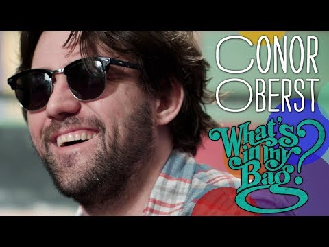 Conor Oberst - What's In My Bag?