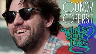 Conor Oberst - Whats In My Bag? YouTube Videos