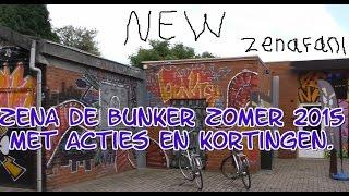 Zena de Bunker Zomer acties 2015 FULL HD l Vuurwerk