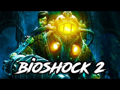 Bioshock 2 Gameplay Walkthrough - REMASTERED PS4/XB1/PC!! (Bioshock The Collection Gameplay)