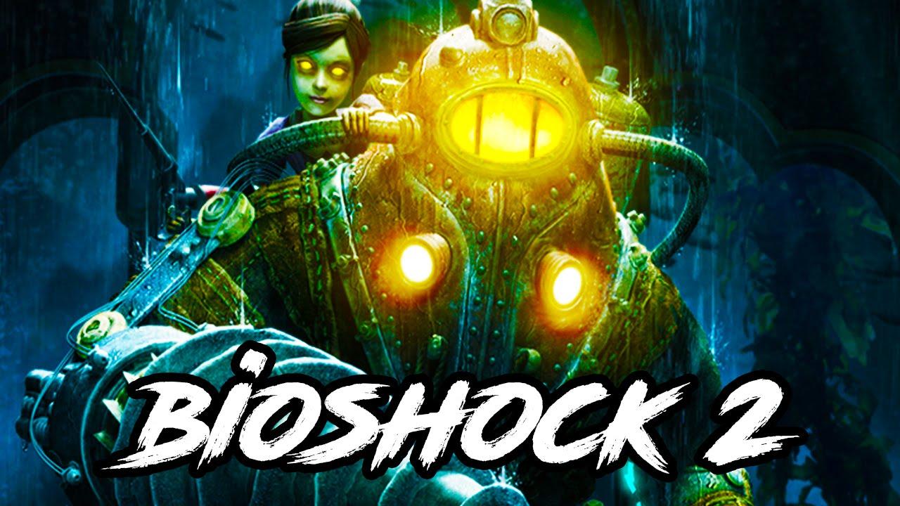 Bioshock 2 Gameplay Walkthrough Remastered Ps4 Xb1 Pc