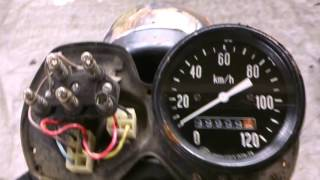 #31: Спидометр - Повторное использование мотоцикла ИЖ Планета 5