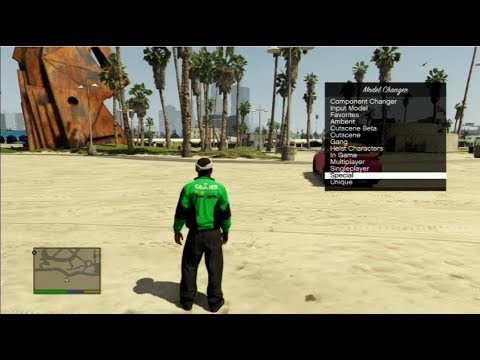 NYOBAIN MODDING GTA 5 PS3 OFW/CFW :D