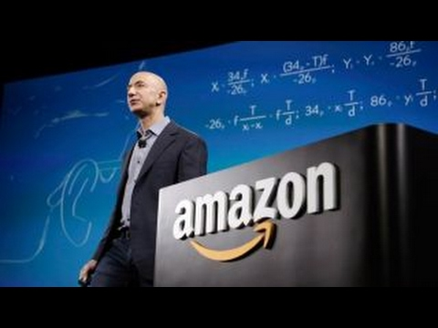 Amazon's Bezos closes in on Bill Gates for world's richest man