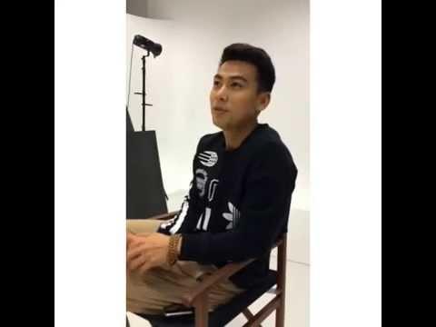 Dai Xiang Yu speak in English 戴向宇说英语 (23.04.2015)