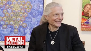 COSM 2: Alex Grey On His Relationship With Tool & Meaning Behind The Album Art  Metal Injection