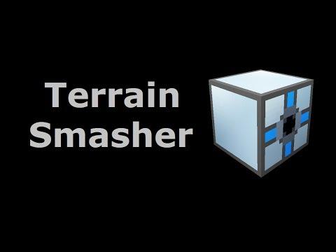 Terrain Smasher (Tekkit/Feed The Beast) - Minecraft In Minutes