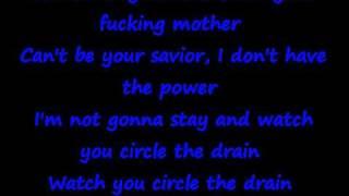 Katy Perry-Circle The Drain Lyrics