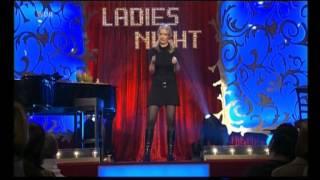 Barbara Ruscher über Akademiker-Kinder (WDR Ladies Night Stand-up)